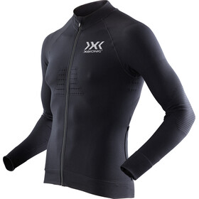 X-Bionic Race EVO Biking Shirt LS Men Black/Black